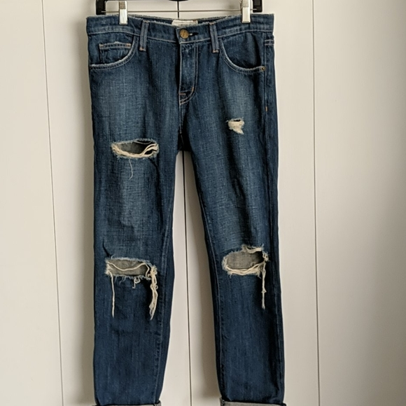 Current and Elliot The Fling jeans 25